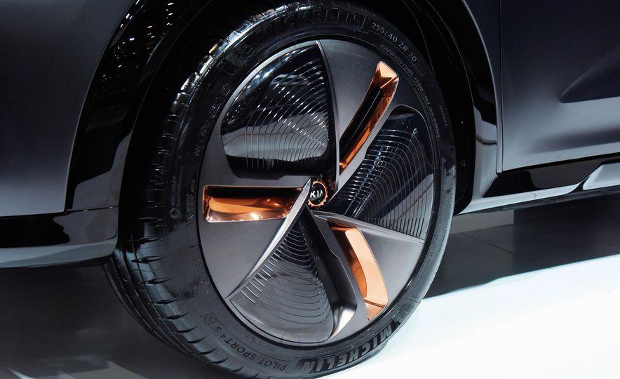 Kia Niro EV concept - Slide 7