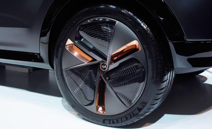 Kia Niro EV concept - Slide 8