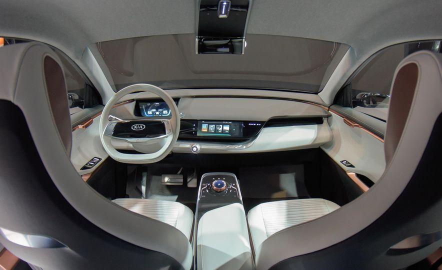 Kia Niro EV concept - Slide 11