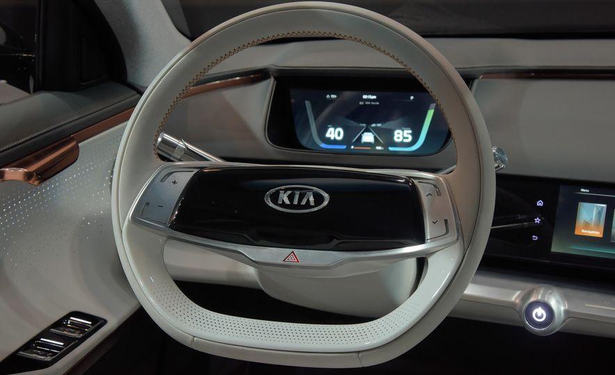 Kia Niro EV concept - Slide 14