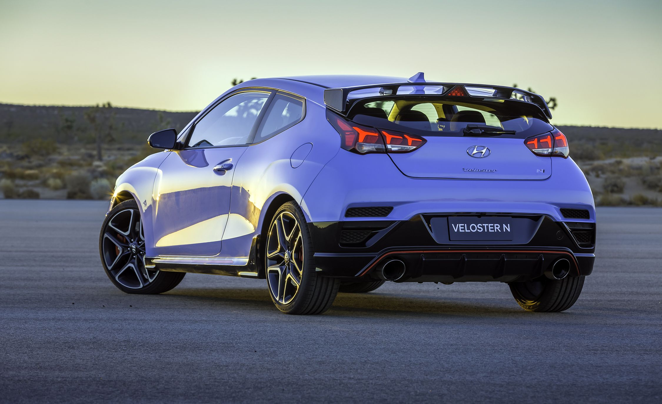 Here Are 10 Things That Make The 2019 Hyundai Veloster N So N Ticing