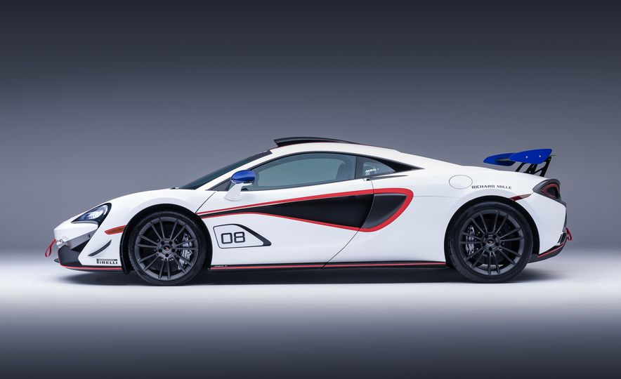 MSO X inspired by the McLaren 570S GT4 - Slide 14