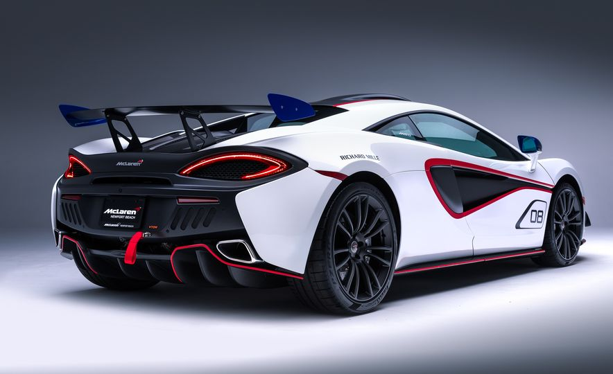 MSO X inspired by the McLaren 570S GT4 - Slide 15