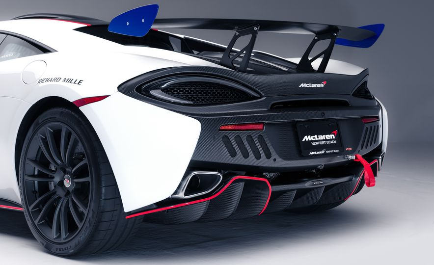 MSO X inspired by the McLaren 570S GT4 - Slide 19
