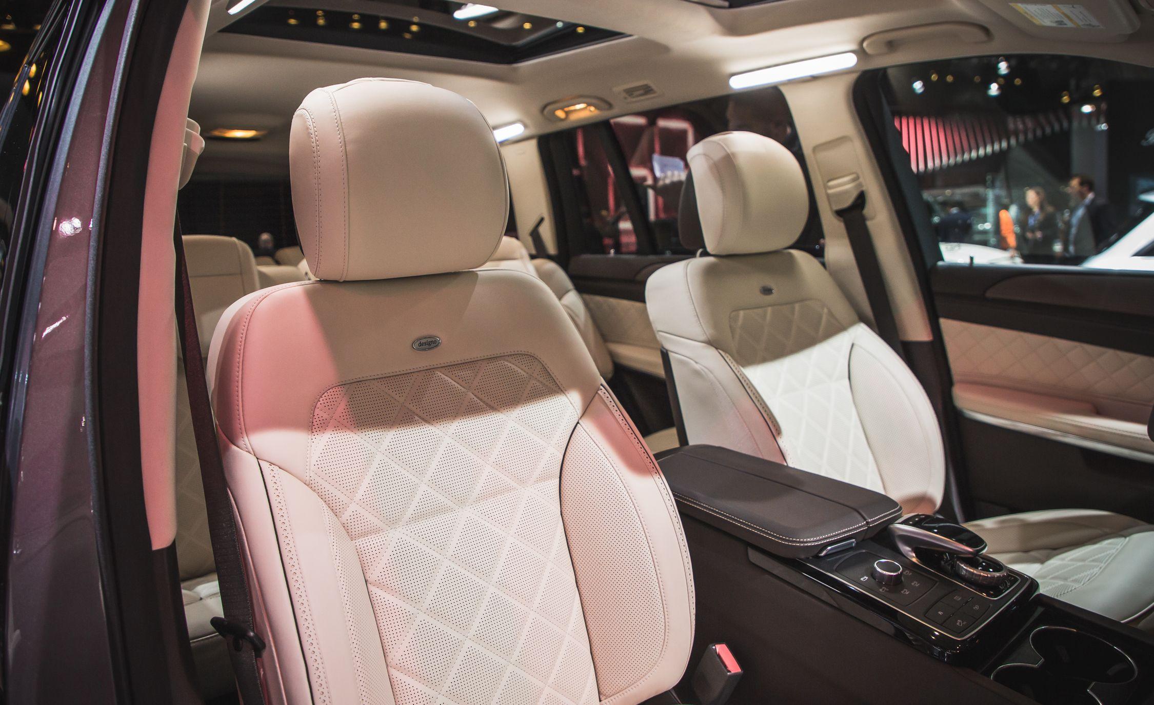 2020 Mercedes Benz Gls Class Reviews Mercedes Benz Gls Class Price