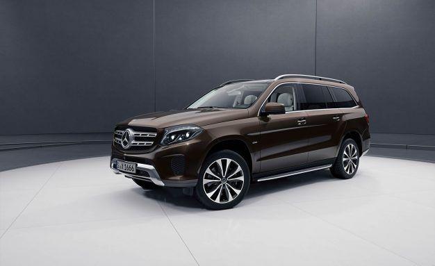 New 2018 Grand Edition Elevates the Mercedes-Benz GLS-class