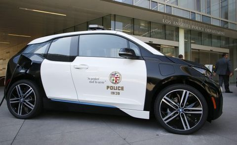 La Has 100 Bmw I3 Electric Cars But Many Stay Parked News Car