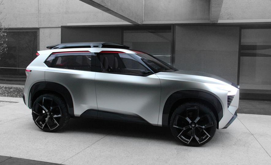 Nissan Xmotion concept - Slide 2