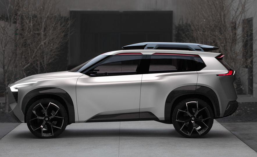 Nissan Xmotion concept - Slide 4