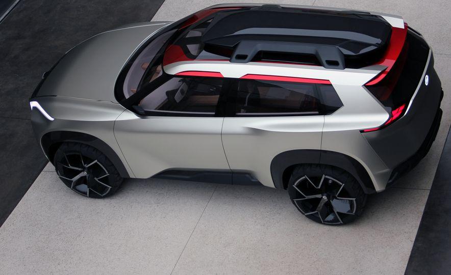 Nissan Xmotion concept - Slide 6