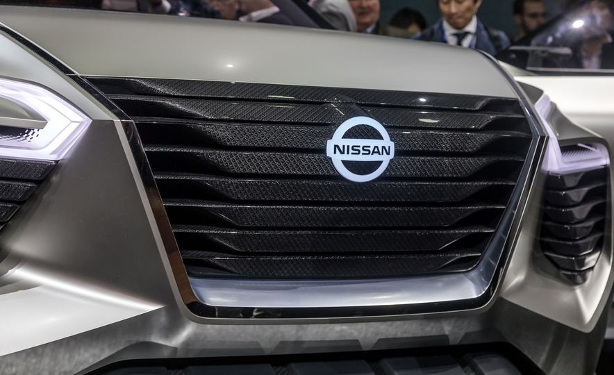 Nissan Xmotion concept - Slide 20