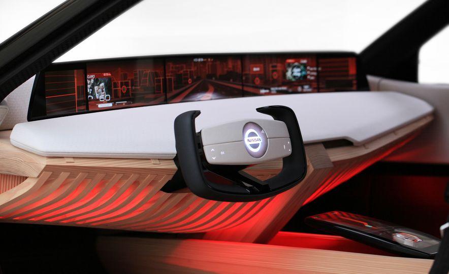 Nissan Xmotion concept - Slide 8