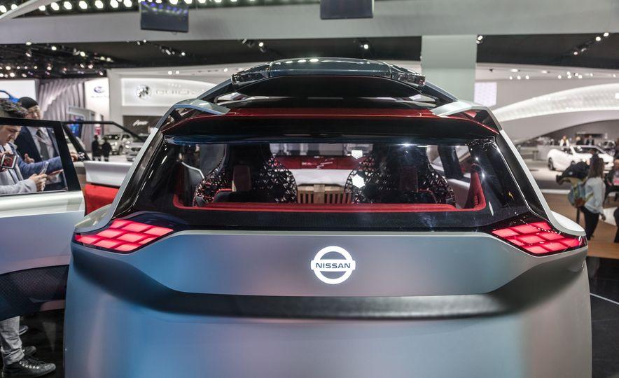 Nissan Xmotion concept - Slide 24