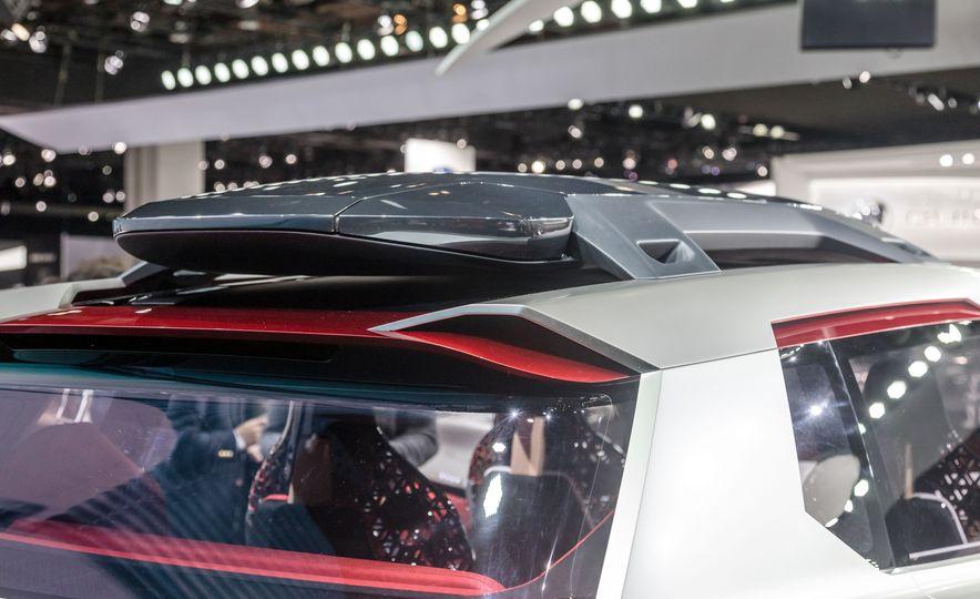 Nissan Xmotion concept - Slide 25