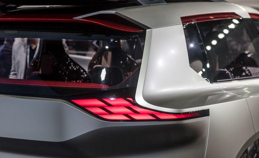 Nissan Xmotion concept - Slide 26