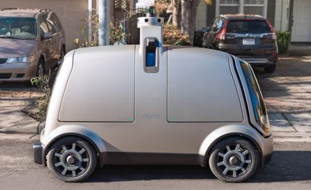 A True Grocery Getter: Nuro's Cute-as-a-Button Driverless Delivery Vehicle Could Enter Service Soon [Video]