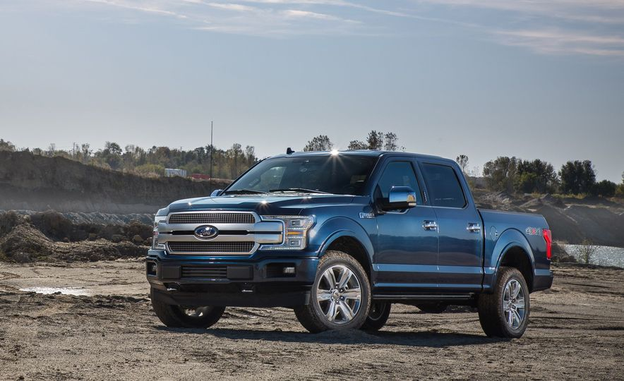 And the Winners Are: 2018 10Best Trucks and SUVs in Pictures - Slide 10
