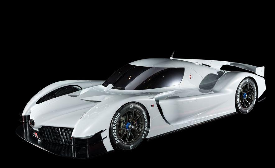 Toyota GR Super Sport Concept - Slide 2