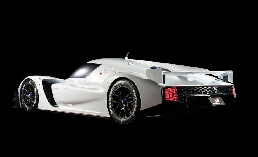 Toyota GR Super Sport Concept - Slide 4