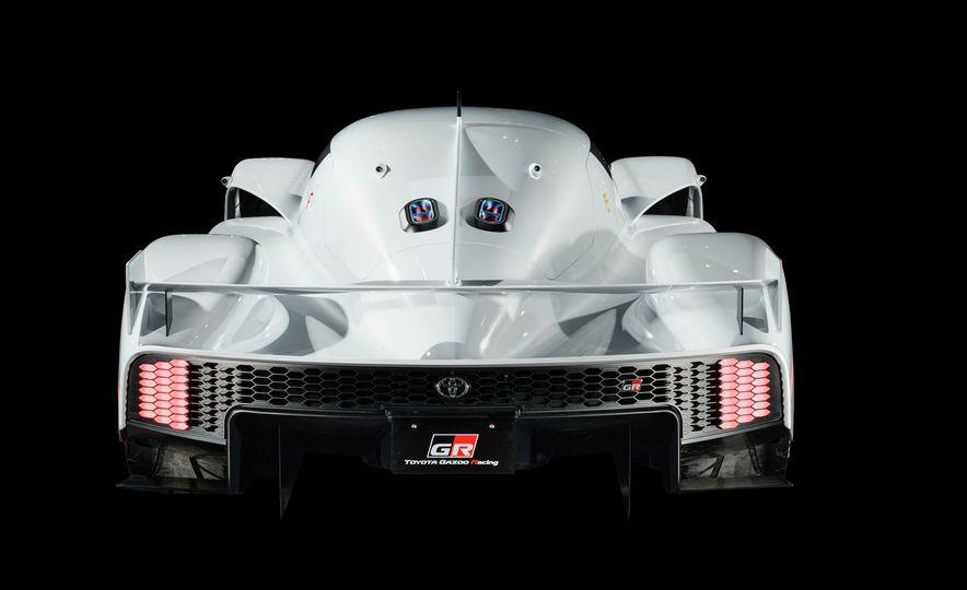 Toyota GR Super Sport Concept - Slide 5
