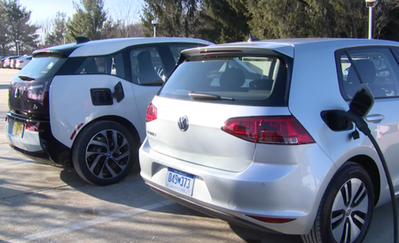 Volkswagen's Electrify America EV Charging Network to Rival Size of Tesla's