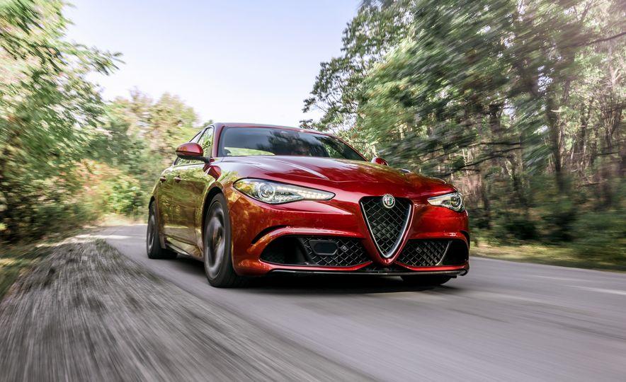2018 Alfa Romeo Giulia - Slide 7