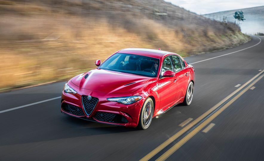 2018 Alfa Romeo Giulia - Slide 10
