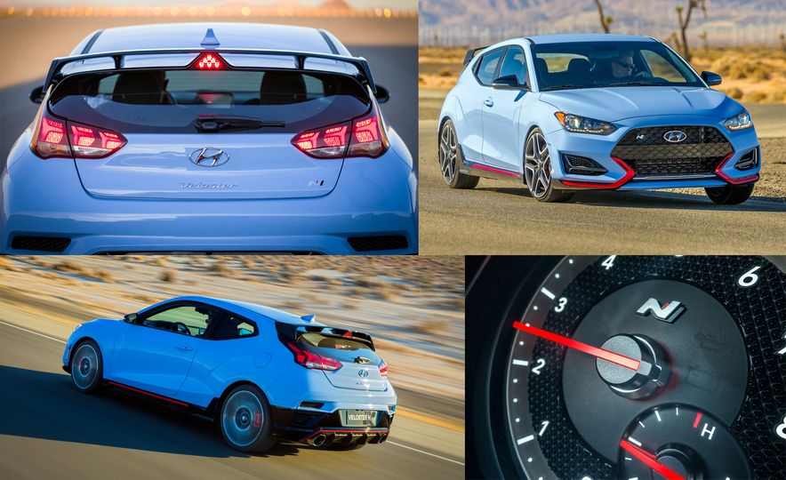 Here Are 10 Things That Make the 2019 Hyundai Veloster N so N-ticing - Slide 1