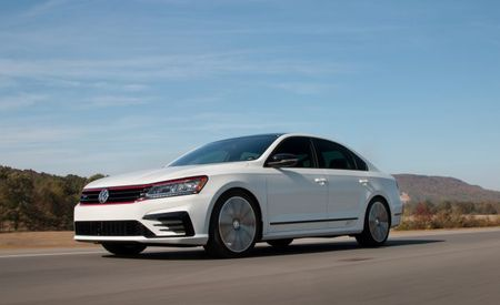 Egalitarian Dynamism: Volkswagen Announces V-6–Powered 2018 Passat GT for Production