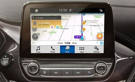 Ford Is Adding the Waze Navigation App That's Already on Your Phone to Sync 3