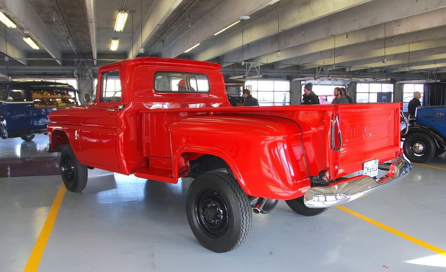 The Coolest Classic Trucks That Chevrolet Brought to Its Truck Division's 100th Anniversary Party - Slide 11