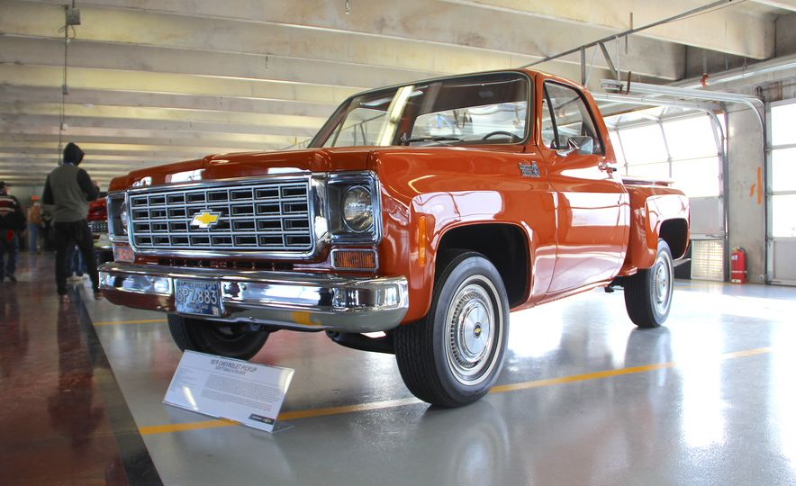 The Coolest Classic Trucks That Chevrolet Brought to Its Truck Division's 100th Anniversary Party - Slide 15