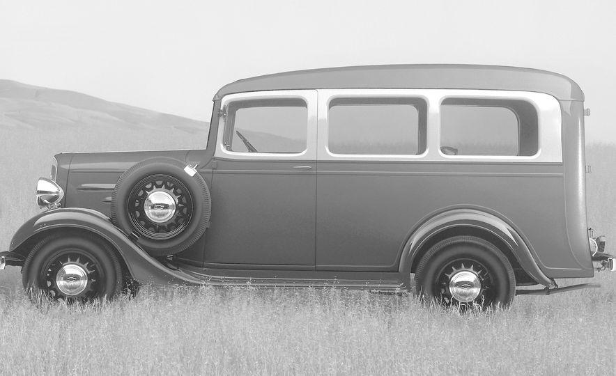 1935 Chevrolet Suburban - Slide 2