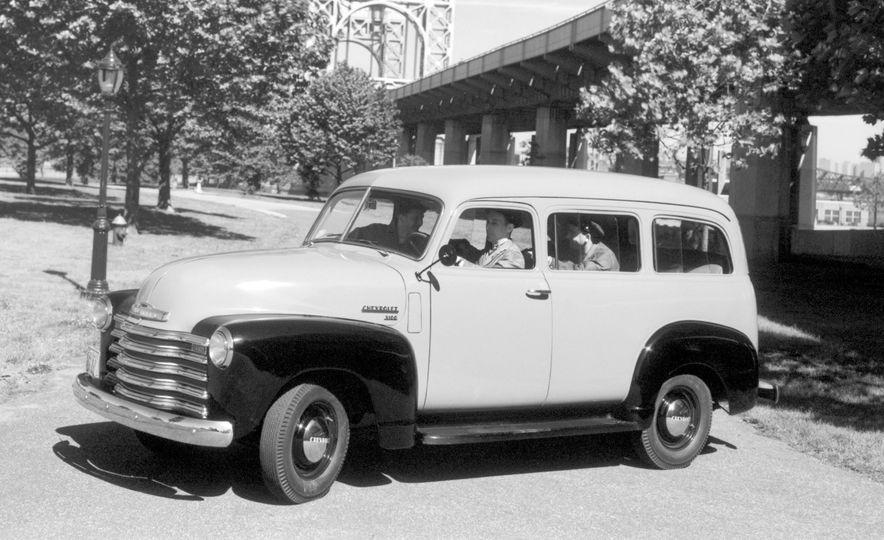 1935 Chevrolet Suburban - Slide 5