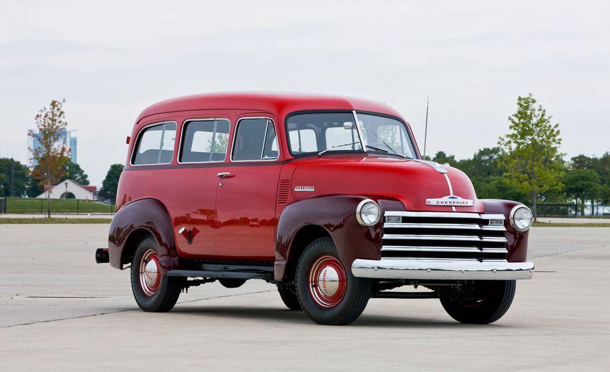 1935 Chevrolet Suburban - Slide 6