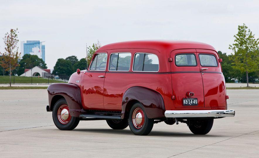 1935 Chevrolet Suburban - Slide 7