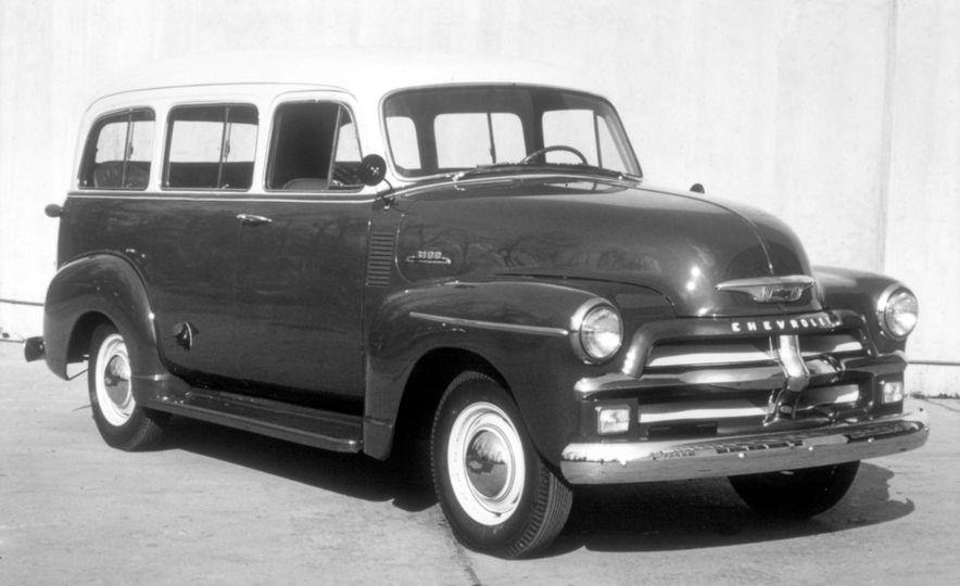 1935 Chevrolet Suburban - Slide 8