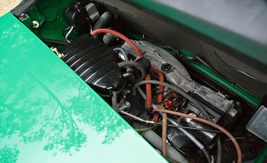 1974 Porsche 914 2.0 - Slide 27