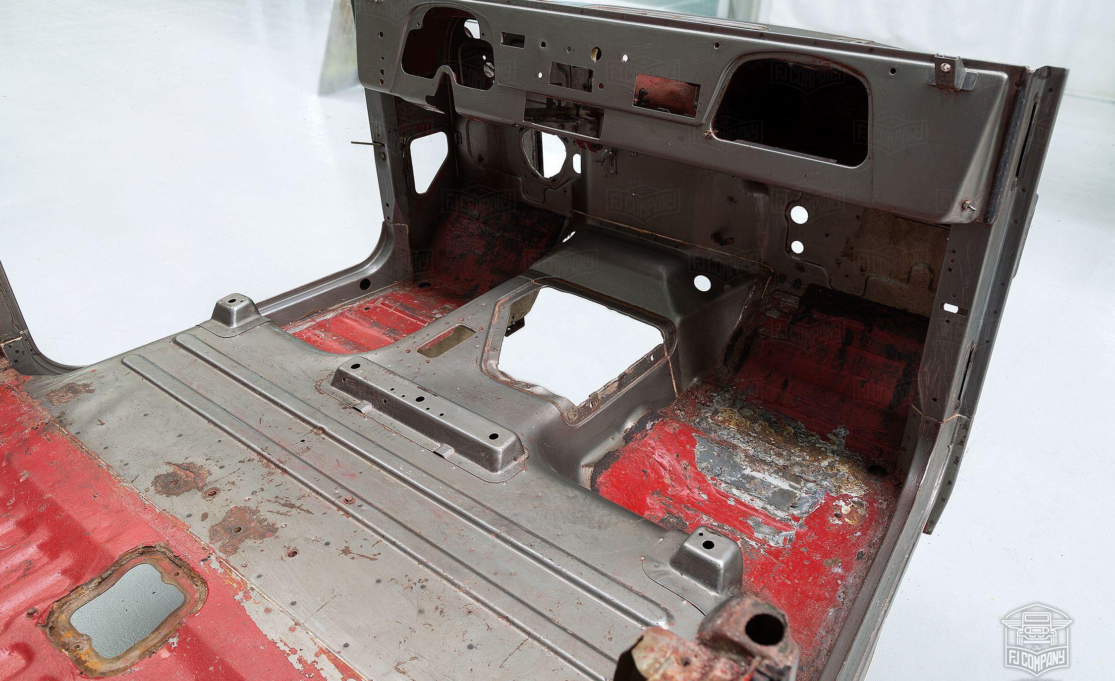 How the FJ Company Turns a Vintage Toyota Land Cruiser into a $200K Custom 4×4