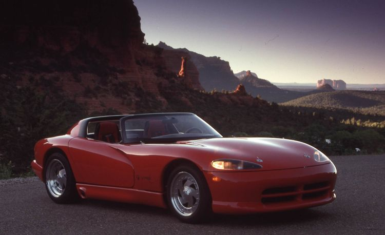 From the Archives: Our Original 1990 First Look at the Dodge Viper! – Official Photos and Info