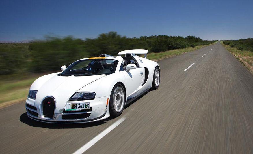 2013 Bugatti Veyron 16.4 Grand Sport Vitesse - Slide 10
