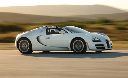 Stay Super: Bugatti Offers Maintenance Program for Veyron Customers