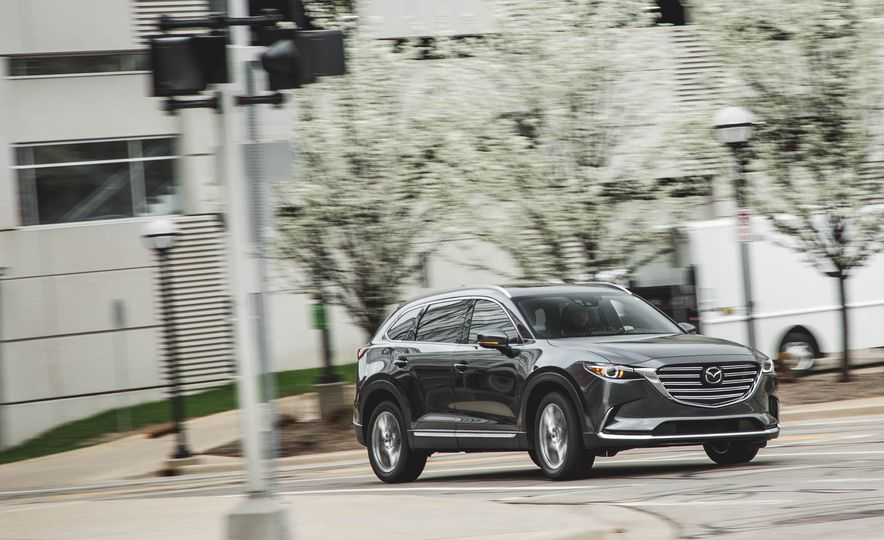 2018 Mazda CX-9 | Overall Rating: 4.5/5 Stars - Slide 8