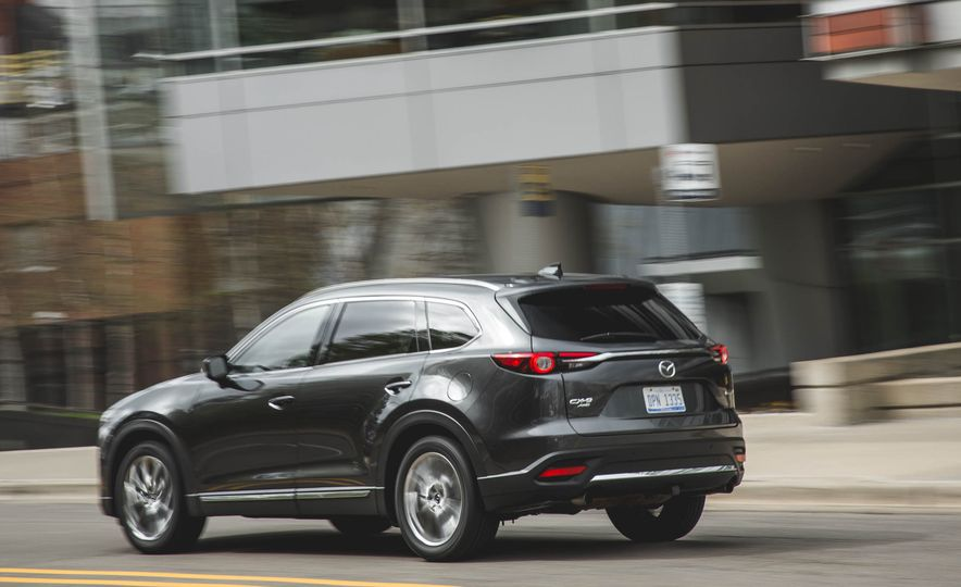 2018 Mazda CX-9 | Overall Rating: 4.5/5 Stars - Slide 4