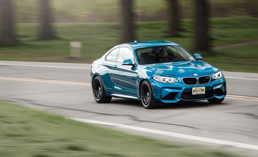 2016 BMW M2 - Slide 1