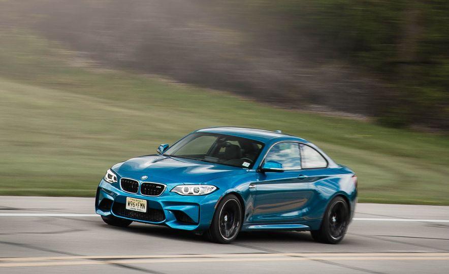 2016 BMW M2 - Slide 3