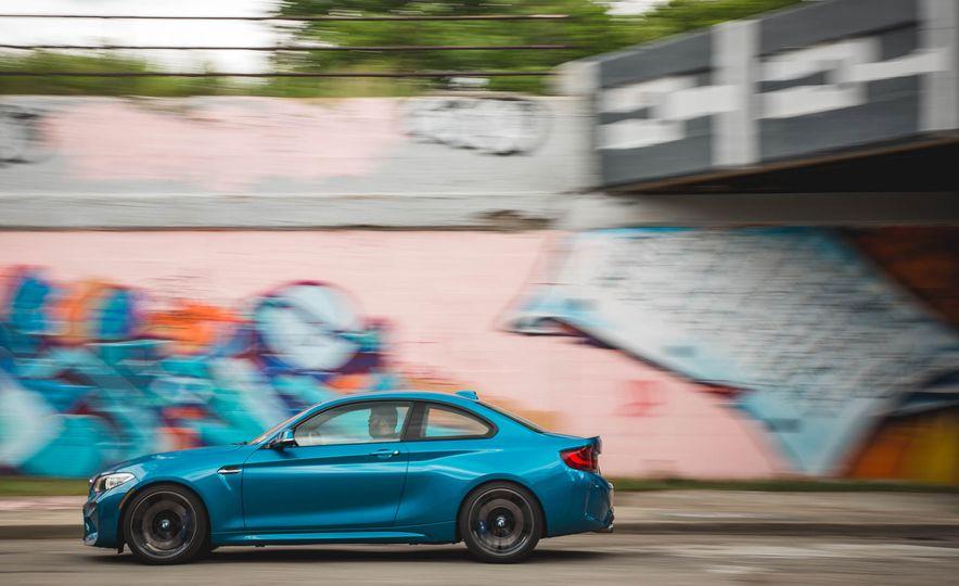 2016 BMW M2 - Slide 55