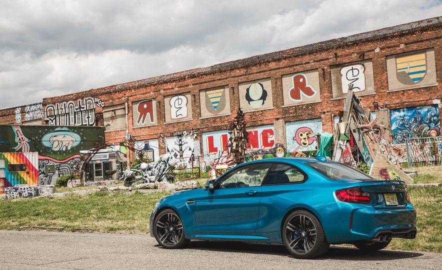 2016 BMW M2 - Slide 63