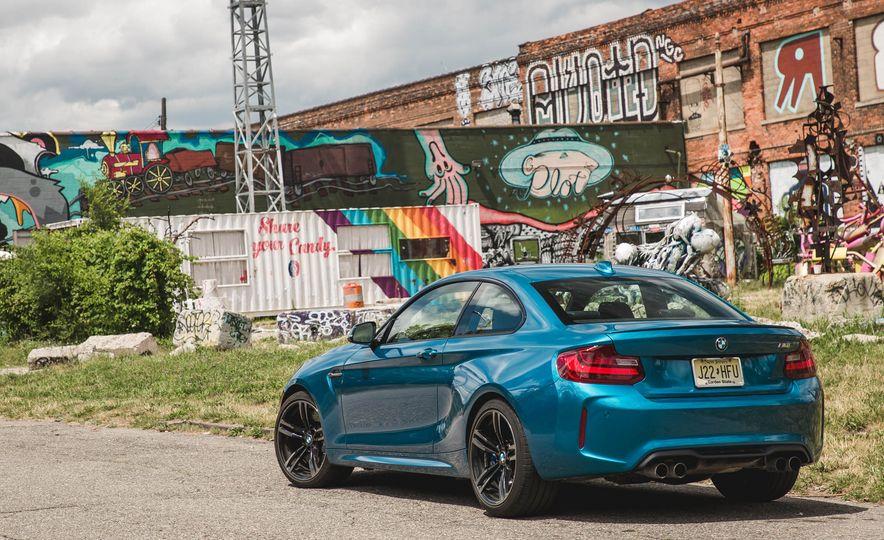2016 BMW M2 - Slide 64