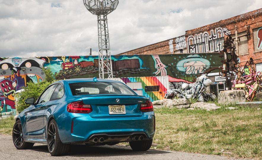 2016 BMW M2 - Slide 65